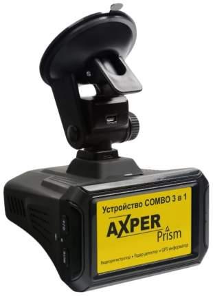Видеорегистратор AXPER COMBO 10014061 со встроенным радар-детектором, с GPS информатором