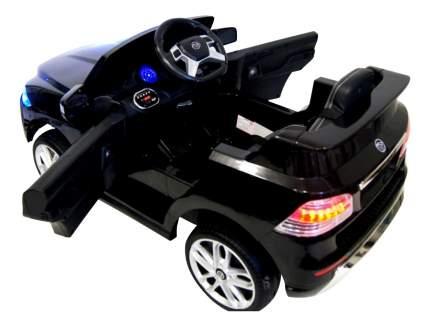Электромобиль JAGUAR черный RIVERTOYS