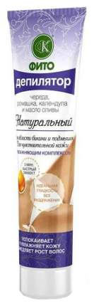 Натуральный фитодепилятор Фитокосметик для чувствительной кожи с ромашкой 100 мл