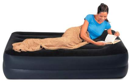 Надувной матрас-кровать Intex Pillow Rest Raised Bed 64122, 99х191х42см