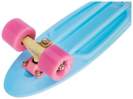 Пенни борд Fish Skateboards Fish Classic 56,5 x 15,2 см нежно-голубой