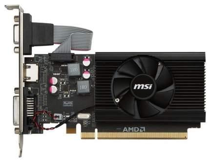 Видеокарта MSI Radeon R7 240 (R7 240 2GD3 64B LP)