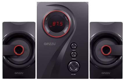 Акустическая система 2,1 Ginzzu GM-406 с Bluetooth