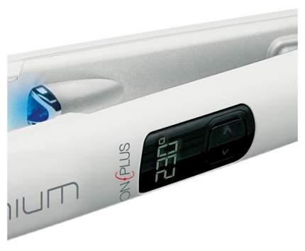 Выпрямитель волос GA.MA CP1 Nova Digital Titanium Laser Ion White
