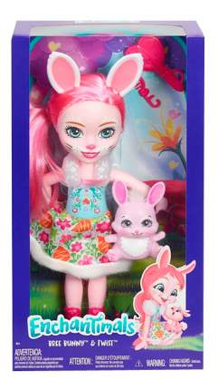 Кукла Enchantimals Кролик Бри FRH52