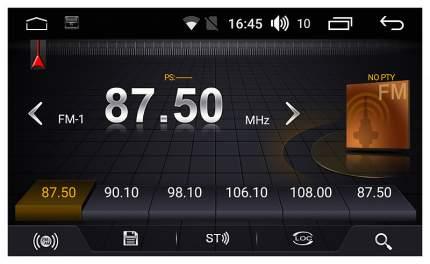 Штатная магнитола FarCar для Mitsubishi L037
