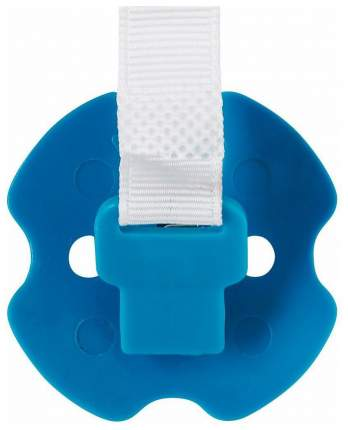 Набор Bebe Confort из 2-х клипс-держателей для пустышки Голубой, Белый