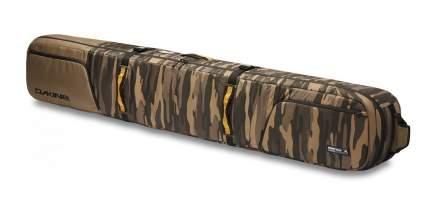 Чехол для горных лыж Dakine Boundary Ski Roller Bag, field camo, 200 см