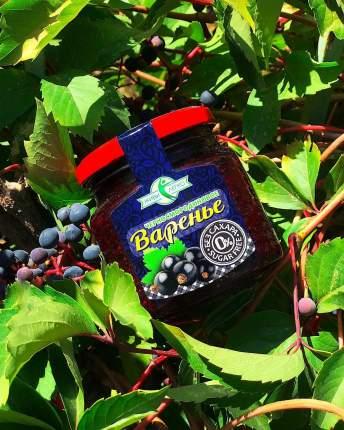 Варенье Оригинал-С  без сахара на эритрите черная смородина 250 г