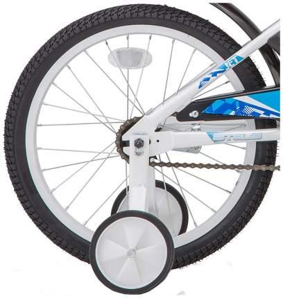 Велосипед STELS Jet 18 (Z010) белый/синий