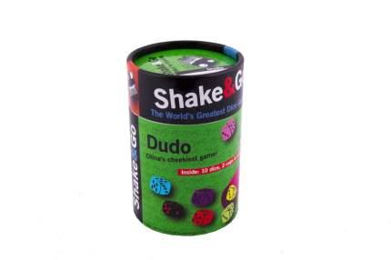 Настольная игра в кости The Purple Cow Дудо