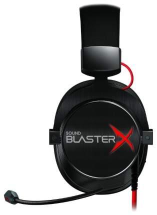 Игровые наушники Creative Sound BlasterX H7 Tournament Edition Black