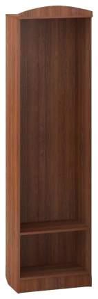 Платяной шкаф Мебель Смоленск MAS_SHP-03-OT 80х37х218, орех темный