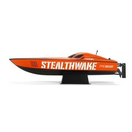 Радиоуправляемый катер ProBoat Stealthwake 23 Brushed Deep-V RTR