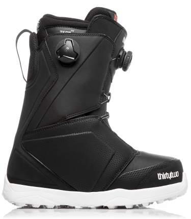 Ботинки для сноуборда ThirtyTwo Lashed Double BOA 2020, black, 27