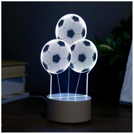 "Светильник ""Три мяча"" от сети 10,5x13x20,5 см Risalux"