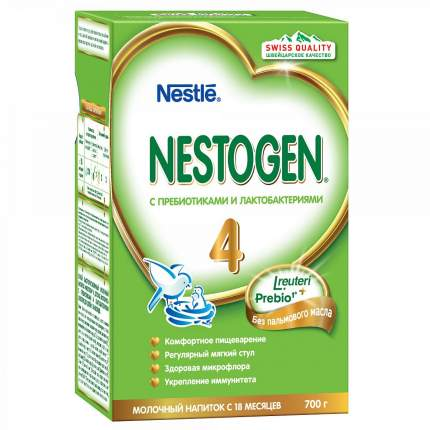 Молочная смесь Nestogen 4 от 18 мес. 700 г