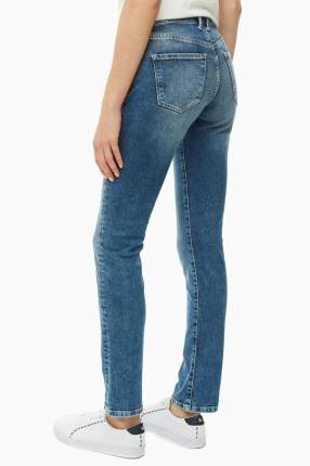 Джинсы женские Pepe Jeans PL201322WF3.000 синие 24/32