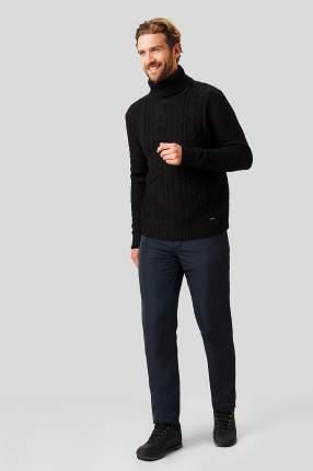 Свитер мужской Finn Flare W18-22113 черный L