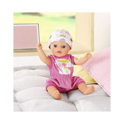 Кукла Zapf Creation my little Baby Born Девочка Нежное прикосновение 827-321, 36 см