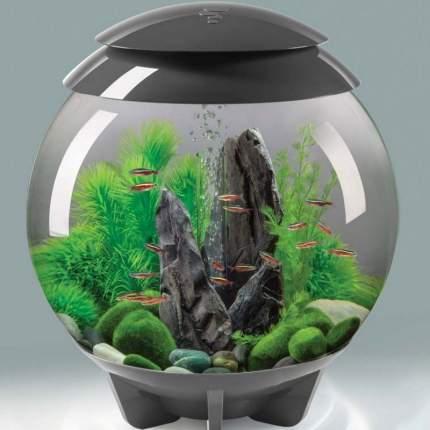 Декорация для аквариума biOrb Slate stack, средний орнамент из серого сланца, 21см