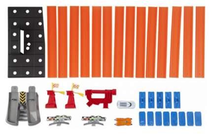 """Игровой набор Handers """"Авто-трюки: крутые виражи"""" ( 445 см, 2 машины, пусковой механизм)"""