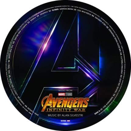 Soundtrack Alan Silvestri: Avengers - Infinity War (Picture Disc)(LP)