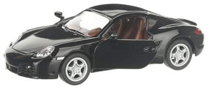 Машина металлическая Porsche Cayman S, масштаб 1:34, открываются двери, инерция Kinsmart