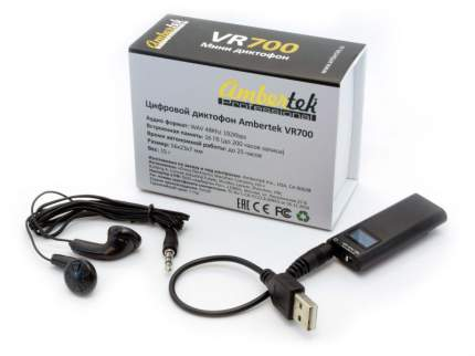 Диктофон Ambertek VR700