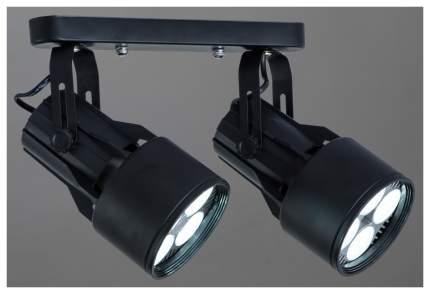Спот Arte Lamp A6252PL-2BK e27