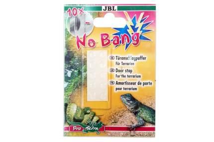 Ограничитель для стенок террариума JBL NoBang, 10 штук в упаковке
