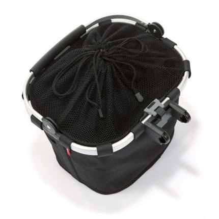 Корзина велосипедная Reisenthel Bikebasket Plus черная