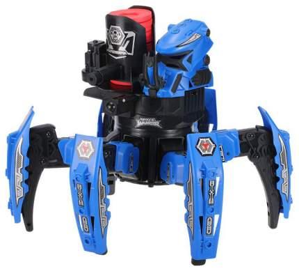 Радиоуправляемый робот-паук Wow Stuff Space Warrior с дисками и лазерным прицелом 2.4G