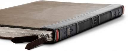 """Чехол для ноутбука 12"""" Twelve South Book Vol 2 Brown"""