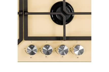 Встраиваемая варочная панель газовая LEX GVG 640-1 IV Beige