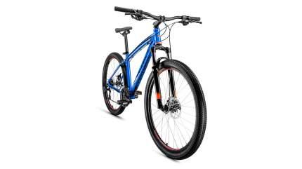 """Велосипед Forward Next 27.5 2.0 Disc 2019 19"""" синий"""