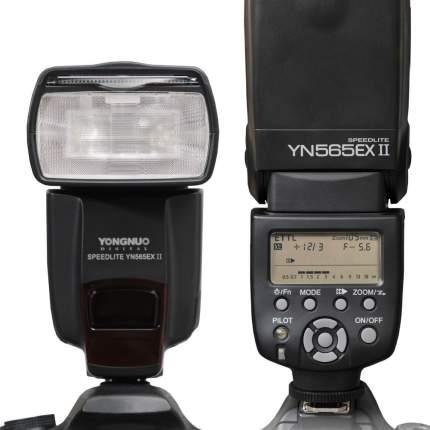 Вспышка YongNuo Speedlite YN-565EX II для Canon 1