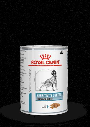 Консервы Royal Canin Sensitivity Control при пищевой аллергии у собак (420 г, )