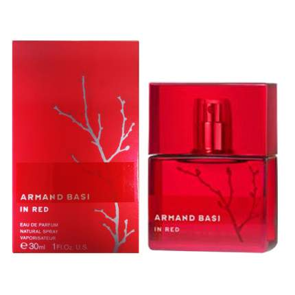 Парфюмерная вода Armand Basi In Red Eau De Parfum 30 мл