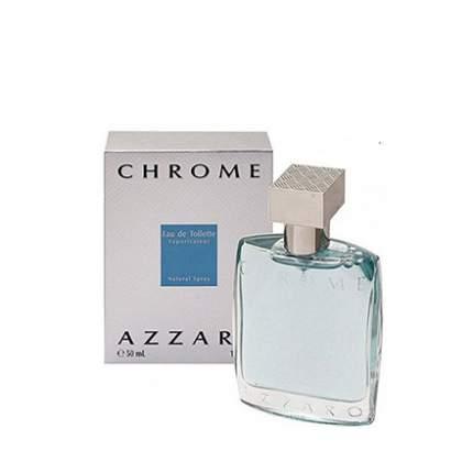 Туалетная вода Azzaro Chrome 50 мл
