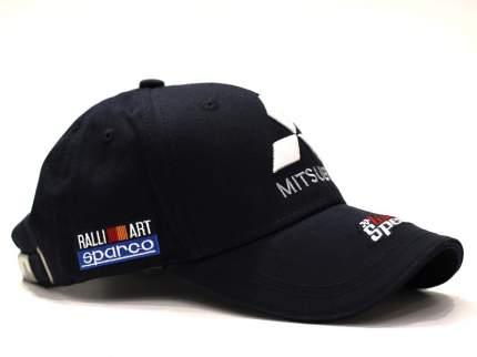 Бейсболка Mitsubishi Rallyart Black, артикул MIT905