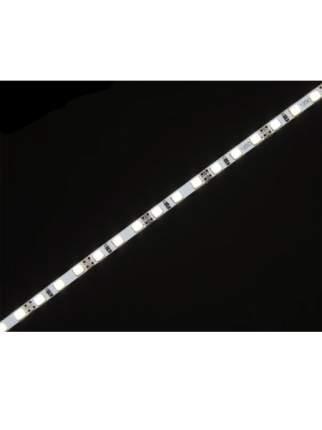 Светодиодная линейка SMD 2835, 120 LED, 12 В, 18 Вт, 10 лм, IP22, холодный белый (6500 К)