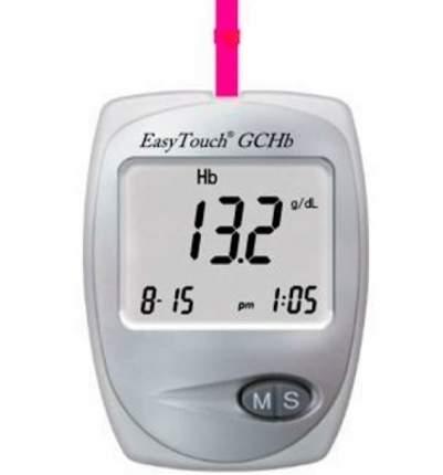 Глюкометр Bioptik EasyTouch GCHb портативный