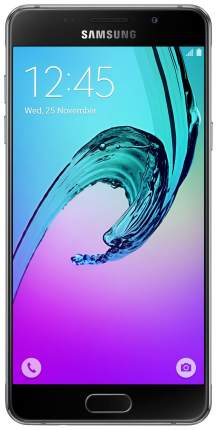 Смартфон Samsung Galaxy A5 (2016) 16Gb Black (SM-A510F)