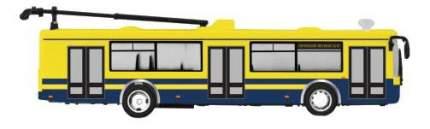 Троллейбус Play Smart р41149
