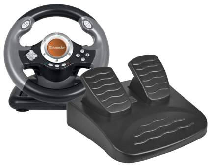 Игровой руль Defender Challenge Mini LE (64351)