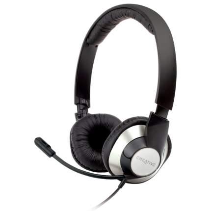Игровые наушники Creative Sound BlasterX HS-720 Silver/Black