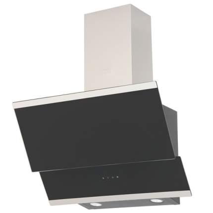 Вытяжка наклонная Krona Irma 600 Sensor Black/Silver