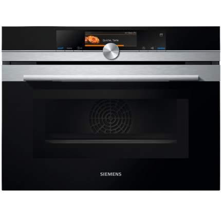 Встраиваемый электрический духовой шкаф Siemens CN678G4S1 Silver