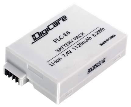 Аккумулятор для цифрового фотоаппарата DigiCare PLC-E8